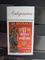 MONACO 2003 Y&T N° 2397  ** -  15e BIENNALE DES ANTIQUAIRES - Unused Stamps