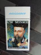 MONACO 2003 Y&T N° 2406  ** - 500e ANNIV. DE LA NAISSANCE DE NOSTRADAMUS - Unused Stamps