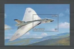 Nauru 2008 Aviation S/S  Y.T. BF 38 ** - Nauru