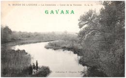 44 Bords De L'Erdre - LA JONNELI7RE - Canal De La Verrière - Frankrijk