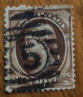 U.S.A.  U.S. POSTAGE 10 Cents - 1845-47 Emissions Provisionnelles