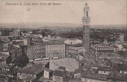 Italien - Siena - Panorama - 1913 - Siena