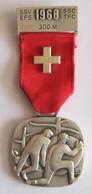 Suisse // Schweiz // Switzerland // Médaille De Tir 1968 - Jetons & Médailles