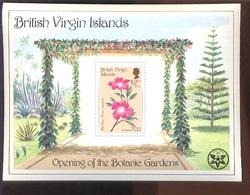 MINT NH STAMPS OF VIRGIN ISLANDS  589  BOTANIC GARDENS - British Virgin Islands