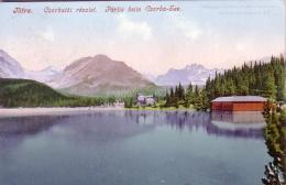 Tatra Csorbatoi Reszlet Partie Beim Csorba-See Circulée En 1904 - Slowakije
