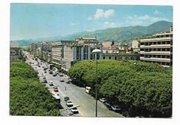 MESSINA - PIAZZA CAIROLI - VIALE S.MARTINO   VIAGGIATA  FG - Messina