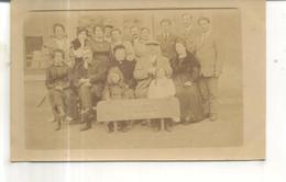 2 Cartes-photo à Identifier : Vive La Classe ! Fete Du Retour En Famille, 21 Septembre 1919 - Cartes Postales