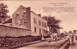 In Memory Of Waterloo  Farm Of Caillou Circulée En 1913 - Waterloo