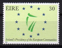 Eire Ireland 1990 Presidency Of The European Communities MNH - Idee Europee