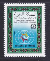 MAROC N°  863 ** MNH Neuf Sans Charnière, TB (D7454) Conférence Mondiale Du Tourisme - Morocco (1956-...)