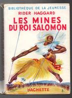 H.R. Haggard Les Mines Du Roi Salomon - Aventure