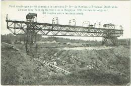 Anthisnes. Pont Electrique De 40 Tonnes à La Société Anonyme De Merbes-le-Château. - Anthisnes