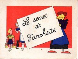 Petit Livret Publicitaire à Colorier ALSA. Le Secret De Franchette. - Klein Formaat: 1921-40