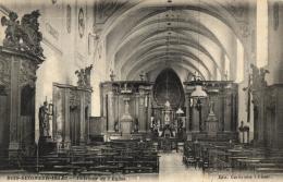 BELGIQUE - BRABANT WALLON - BRAINE-L'ALLEUD - BOIS-SEIGNEUR-ISAAC - Intérieur De L'Eglise. - Eigenbrakel