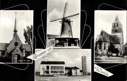 BELGIQUE - ANVERS - RAVELS - WEELDE - Groeten Uit Weelde - (Bonjour De Weelde). - Ravels