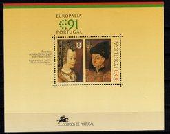 Portugal 1991 EUROPALIA 91 Painting Isabel De Portugal And Filipe O Bom MNH - Idee Europee