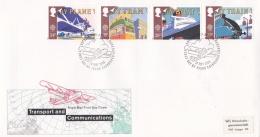 Great Britain 1988 FDC Europa CEPT (DD21-19) - Europa-CEPT