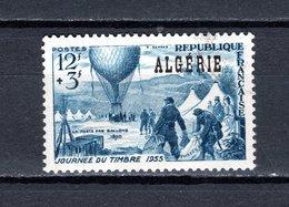 ALGERIE N° 325  OBLITERE  COTE  2.40€  JOURNEE DU TIMBRE - Algérie (1924-1962)