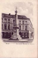Mons Monument Houzeau De Lahaye - Mons