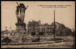 Tarjeta Postal. REIMS (Francia) - Historia