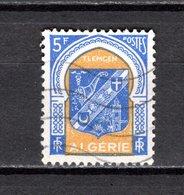 ALGERIE N° 337C  OBLITERE  COTE  0.20€  ARMOIRIE - Algérie (1924-1962)