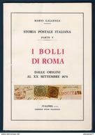 I BOLLI DI ROMA -- MARIO GALLENGA -- - Italië