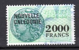 NOUVELLE CALEDONIE - TIMBRE FISCAL - 2000 FRANCS - Nouvelle-Calédonie