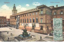 Italie - Emilia-Romagna - Bologna - Palazzo Communale - Bologna
