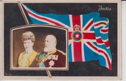 EVII33. India Edward VII And Alexander - Familles Royales