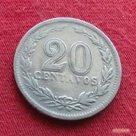 Argentina 20 Centavos 1928 KM# 36  Argentine - Argentine