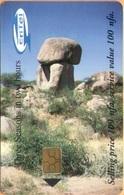 Erithrea - Eritel, ER-ERI-0013, Three Seasons In Two Hours - The Rock (New Logo), 50 Nfk, Used - Eritrea