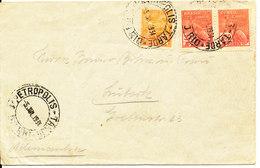 Brazil Cover Sent To Germany 5-7-1934 - Brazil