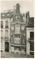 Architecture - C1910 - Planche VERS L'ART N° 127 - Maison Rue Américaine Bruxelles - Architecte M. Lambot - 2 Scans - Architectuur