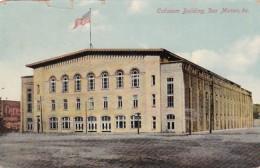 Iowa Des Moines Coliseum Building 1910 - Des Moines