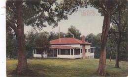 Iowa Des Moines Grand View Park Grand View Golf Club 1910 - Des Moines