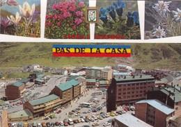 PAS DE LA CASA VUE AERIENNE (dil382) - Andorre