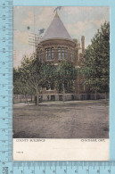 CPa - Country Building Chatham Ontario Canada, On Warwick Bros Card -  Used In 1907 Stamp  Canada 1¢ - Ontario