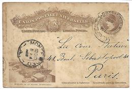 URUGUAY - Carte Postale - Muelles De La Aduana - MONTEVIDEO - Uruguay