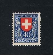 1. Dez. 1923 Pro Juventute Wappen  Michel 188 Ungebraucht Mit Gummierung X - Schweiz