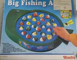 Ancien Jeux Big Fishing Action. SIMBA - Toy Memorabilia