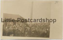 Foto Markttrubel In Koydonow Russland 1918 Weissrussland Dsjarschynsk Dserschinsk Kojdanów Kojdanau - Guerre 1914-18