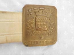 Ceinturon De Cavalerie Francaise - Equipment