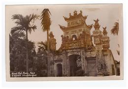 Viet Nam Vietnam Nord Une Pagode Bouddhique - Vietnam