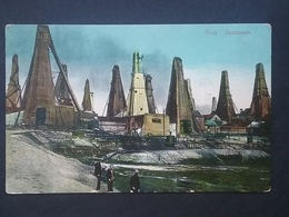 RUSSIE CAUCASE Types Du Caucase Caucasus AZERBAIJAN. BAKU - Azerbaïjan