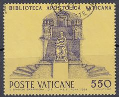 VATICANO - 1984 - Yvert 753 Usato, Come Da Immagine. - Vaticaanstad