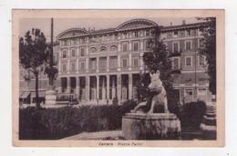 Cartolina/postcard Carrara - Piazza Farini. 1959 - Carrara