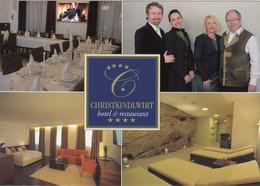 ÖSTERREICH - Hotel & Restaurant / Christkindlwirt In Steyr - Nicht Gelaufen - Hotel- & Gaststättengewerbe
