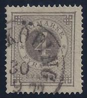 SUECIA 1872/85 - Yvert #17B (Dentado 14) - VFU - Schweden