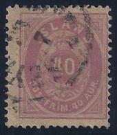 ISLANDIA 1882 - Yvert #15 - VFU - 1873-1918 Dependencia Danesa