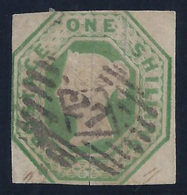 GRAN BRETAÑA 1847/54 - Yvert #7 - VFU - Used Stamps